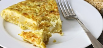 Tortilla thunder – Spanish Spicy Omelette