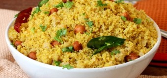 Special Gojju Avalakki or Tangy spiced poha