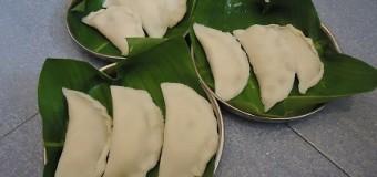 Sihi Kadubu, Sweet modak, Steamed rice dumplings