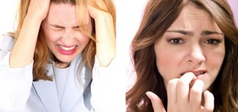 Stress and Anxiety skin diseases