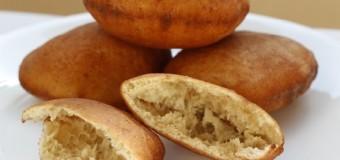 Sweet and spongy Mangalore Bun