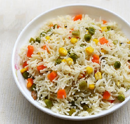 Tasty Vegetable Pulao recipe