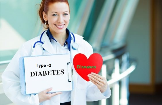 Type-2-Diabetes-and heart diseases