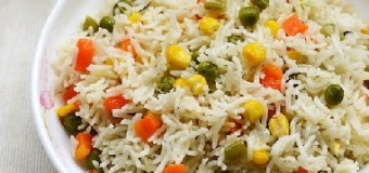Tasty Vegetable Pulao