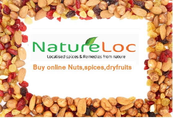 buy online nuts and dryfruits from natureloc