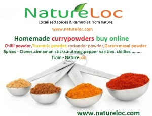 home made curry powders buy online from Natureloc