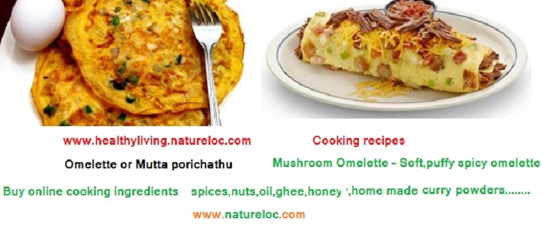 omelette cooking recipes natureloc