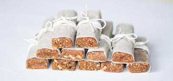 Raw Energy Bar – Home made healthy energy bar