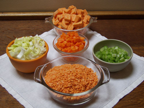 soup-ingredients lentil soups ingredients
