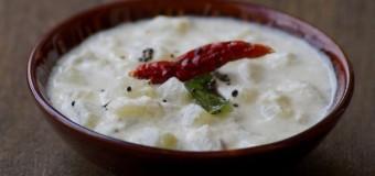 Traditional Cucumber Kichadi recipe