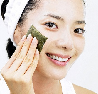 Green tea glowing skin natureloc