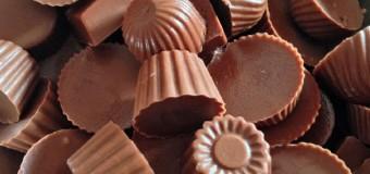 Simple homemade chocolates
