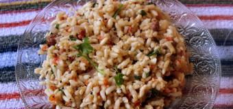 Mandakki oggarane, Borugula Upma, Uggani, Seasoned puffed rice