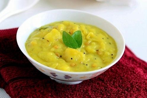 Potato masala recipe for Poori, Puri