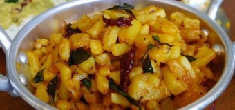 Urulakkizhangu Mezhukkupuratti, Stir fried Potato Recipe