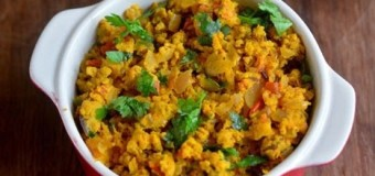 Tasty Egg Bhurji Recipe