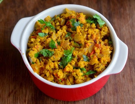Tasty Egg Bhurji Recipe