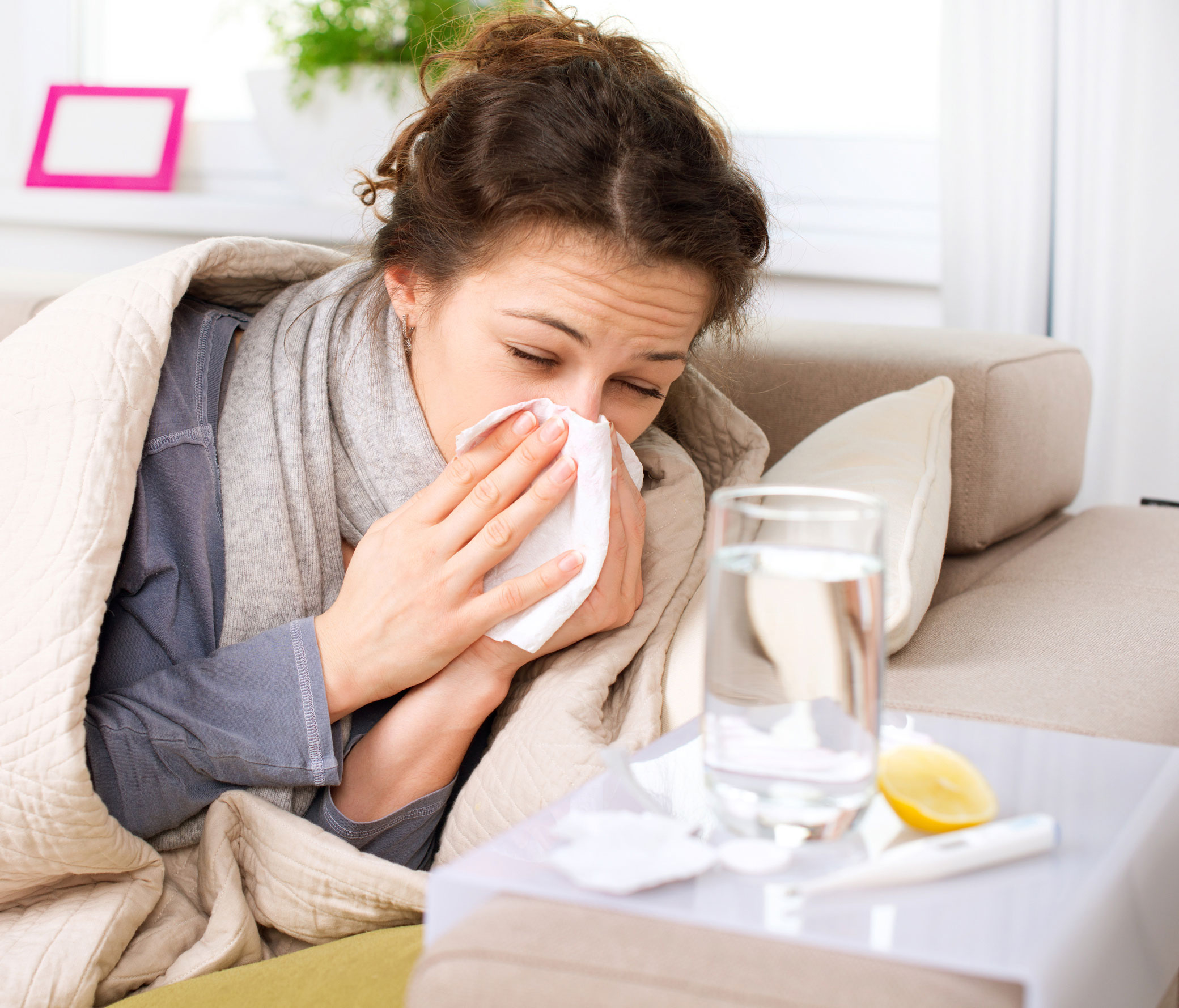 Tips for easing cold and flue natureloc