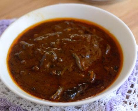 Vathal Kuzhambu recipe