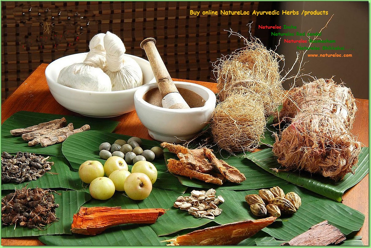buy natureloc ayurvedic herbs and products online