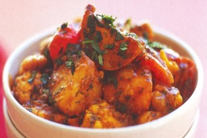 cauliflower potato curry recipes