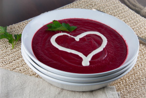 Beetroot soup natureloc