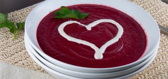 Spiced beetroot soup – Healthy and aromatic soup recipes