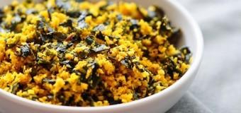 Muringayila Thoran, Drumstick leaves recipe