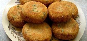 Potato cutlet, Aloo tikka