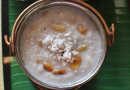 Vishu Kanji or Traditional rice porridge recipe for Vishu - Healthyliving Natureloc
