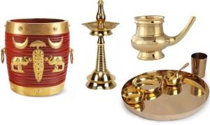 kudampuli kodampuli polishing gold and silver ornaments