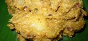 Thiruvathira Puzhukku – Vegetable potage