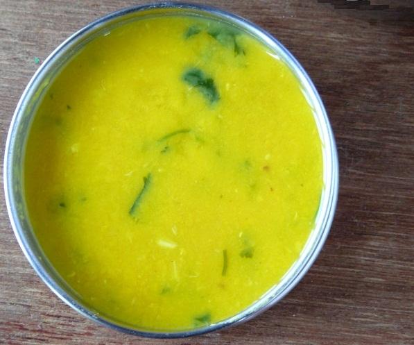 Simple Dal Recipe, Paruppu Kulambu, Parippu curry - Healthyliving Natureloc