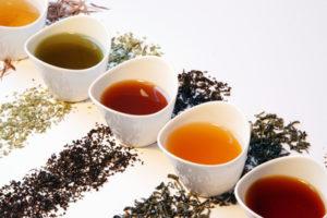 Teas - Varied forms - Chamomile tea
