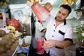 juice making