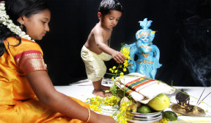 How to prepare vishukkani? Must haves for Vishu