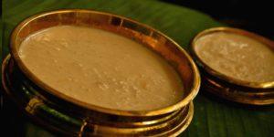 Navara Rice Coconut Milk Payasam