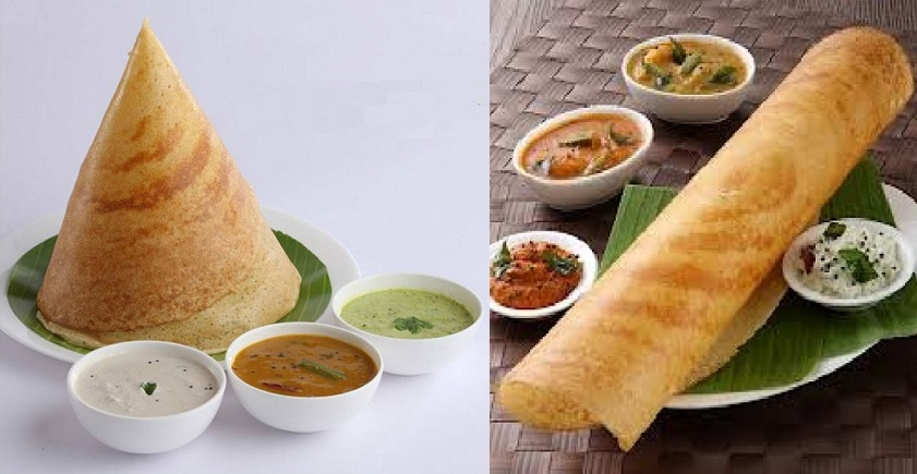 Cone shaped and Rolled Ghee Roast, Ney Roast, Ney Dosa - Healthyliving Natureloc