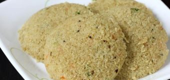 Simple Oats Idli Recipe