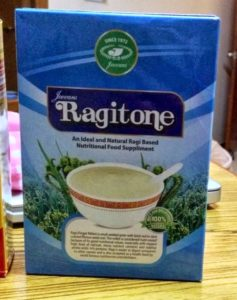 Ragi Tone An Ideal And Natural Ragi Based Nutritional