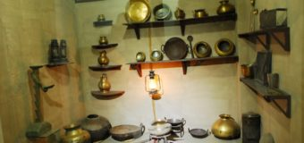 Utensils- The cooking utensils of Kerala-Earth-Stone-Metal