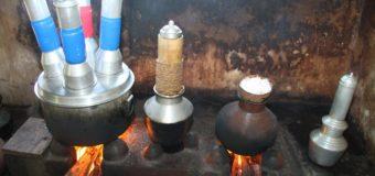 Bamboo Puttu Maker – Now make your favourite puttu, the traditional way.