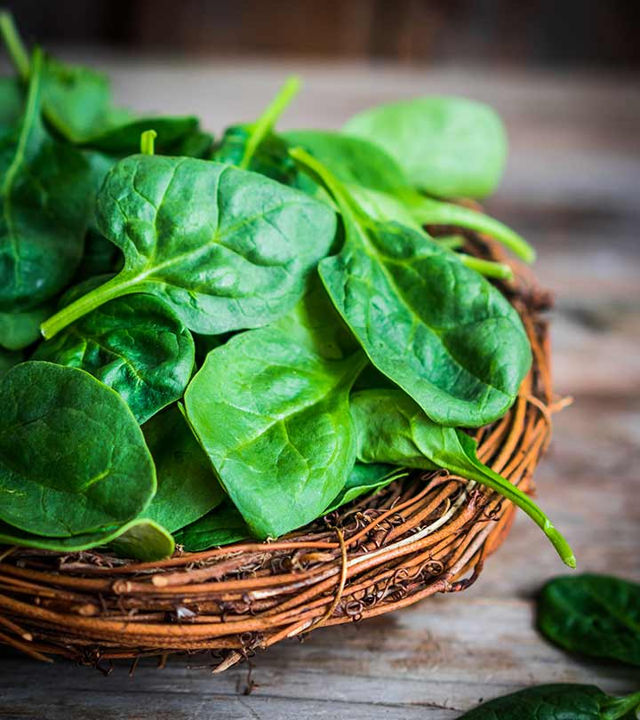 Benefits Spinach Leaf