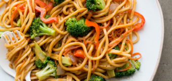 Chowmein – Stir-Fried Noodles : Chicken Chowmein Recipe