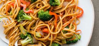 Chowmein – Stir-Fried Noodles : Chicken Chowmein Recipe