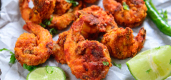 Fried Prawns Recipe – How To Make Crispy Kerala Fried Prawns