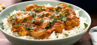 Butter Chicken (Murgh Makhani) – The Best Butter Chicken Recipe