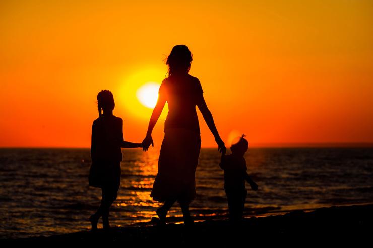 Genetical inheritance do children inherit their