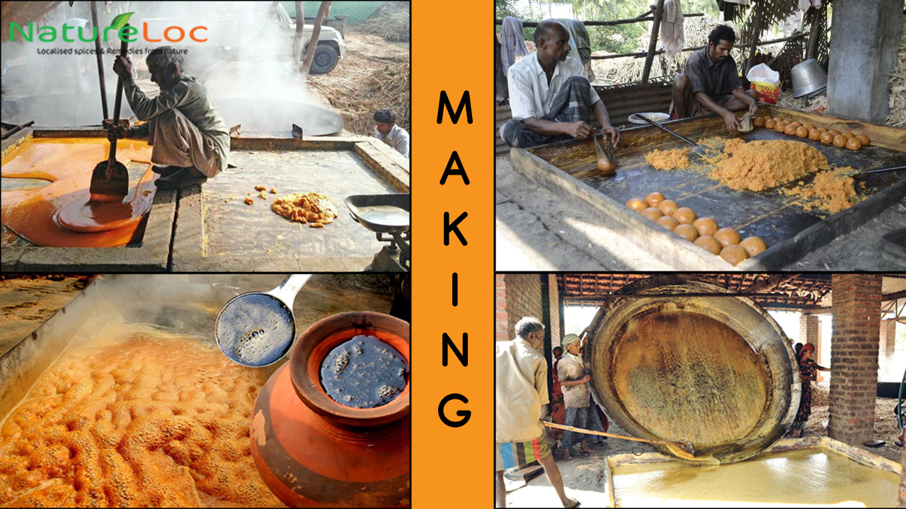 How is Karuppatti (Palm Jaggery) Produced ? - Health Benefits