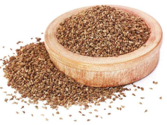 Ajwain Seeds (Carom Seeds)